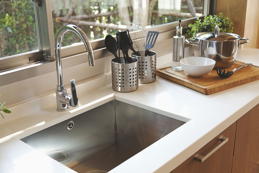 Different Types Of Kitchen Sinks In India