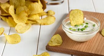 chips sour cream