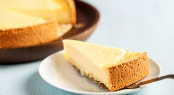 cheesecake com 3 ingredientes