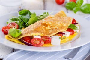 omelete fit