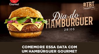 Dia do hamburguer