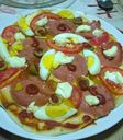 Pizza de forno ou churrasqueira