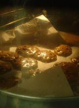 Foto da receita Chocolate chips cookies