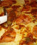 Pizza de batata by Neneli