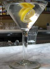 Foto da receita Vesper Martini (Drink do 007)