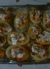 Foto da receita Potato Skins com molho Sour Cream (Friday's)