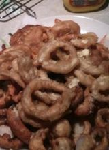 Foto da receita Onion rings de bar