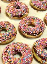 Foto da receita Donuts do Homer Simpson