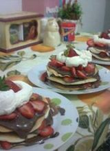 Foto da receita Panquecas doces do Marshall de How I Met Your Mother