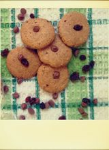 Foto da receita Cookie integral